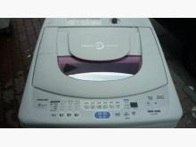 日昇家電~東芝9公斤單槽洗衣機洗衣機無破損有使用痕跡