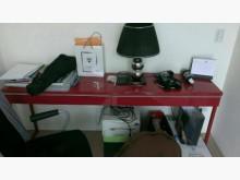義大利製鋼琴烤漆書桌書桌/椅近乎全新