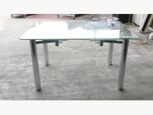 宏品二手~全新玻璃伸縮會議桌會議桌全新