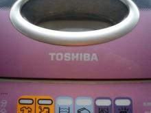 [8成新] 黃阿成~東芝9公斤洗衣機洗衣機有輕微破損