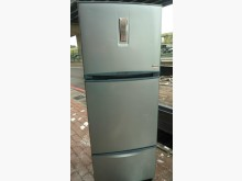 [9成新] 黃阿成~東芝395公升三門冰箱冰箱無破損有使用痕跡