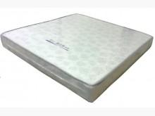 [全新] 二線獨立筒6尺床墊 強化棉+支架雙人床墊全新