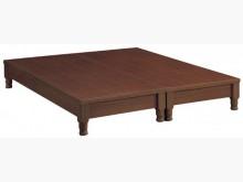 [全新] 時尚傢俱-B{全新}5尺車枳型床單人床架全新