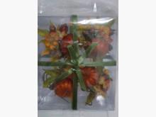 浪漫滿屋~溫馨果食花朵餐巾環四個其它餐具全新