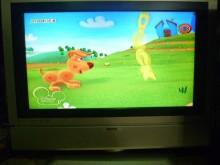 [8成新] BENQ26吋液晶畫質清晰電視有輕微破損
