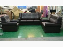 BN805*乳膠皮123沙發組*多件沙發組全新