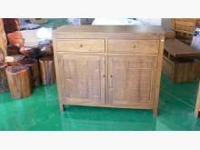 [全新] 宏品二手TK801*全新柚木餐櫃收納櫃全新