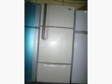 東元600公升三門冰箱二年保固冰箱有輕微破損