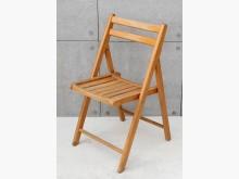 A.早期 實木摺疊椅 餐椅 電腦其它桌椅有輕微破損