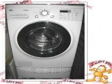 [9成新] 二手LG滾筒洗衣機10公斤洗脫烘洗衣機無破損有使用痕跡