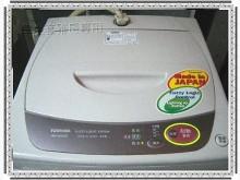 [9成新] 東芝5公斤洗衣機~拆洗內槽洗衣機無破損有使用痕跡