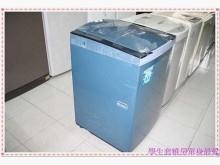 [9成新] 東元大型單槽不銹鋼洗衣機11公斤洗衣機無破損有使用痕跡
