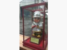 [全新] 可愛的消防員陶瓷存錢筒收藏擺飾全新