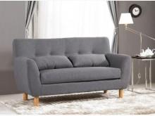 [全新] 2104725-2科特二人位沙發雙人沙發全新