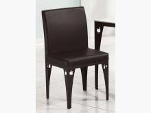 [全新] 蘋果黑皮餐椅  現價$2400餐椅全新