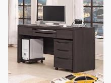 [全新] 鐵刀木4.4尺電腦桌全組9900電腦桌/椅全新
