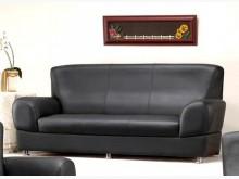 [全新] 503型乳膠皮三人沙發 桃園免運雙人沙發全新