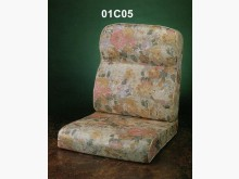 [全新] C05錦織提花布椅墊 滿7片免運木製沙發全新
