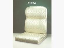 [全新] F04絲光緹花布椅墊 滿7片免運木製沙發全新