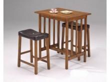 [全新] 傢具小達人~鄉村風吧檯桌椅~書桌/椅全新