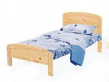 [全新] 傢具小達人~松木單人床架單人床架全新