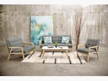 [全新] 妮克絲休閒沙發~不含茶几多件沙發組全新