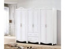 [全新] 戴安娜歐風2.7尺二抽衣櫥*圖中衣櫃/衣櫥全新