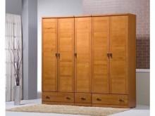 [全新] 雅格香檜半實木7尺衣櫃衣櫃/衣櫥全新