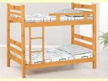 [全新] 3尺檜木色單欄雙層床其它家具全新