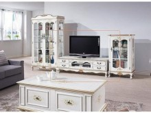 [全新] 伊麗莎白歐式5尺電視長櫃電視櫃全新