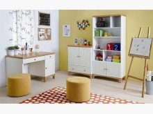 [全新] 北歐鄉村風~3.7尺書桌書桌/椅全新