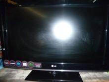 [8成新] LG32吋液晶色彩鮮艷畫質清晰電視有輕微破損