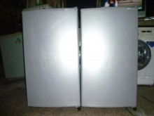 大同單門120公升極新冰箱有輕微破損