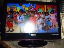 [8成新] 東元26吋液晶色彩鮮艷畫質清晰電視有輕微破損