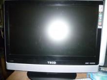 [8成新] 李太太東元22吋液晶色彩鮮艷電視有輕微破損