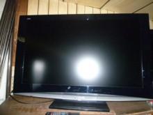 [8成新] 國際37吋液晶色彩鮮艷畫質佳電視有輕微破損