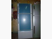 [8成新] 翁小姐國際500公三門升環保冰箱冰箱有輕微破損