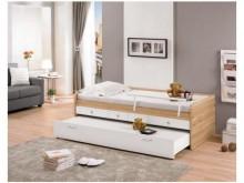 [全新] 羅德尼3尺3子母床雙人床架全新