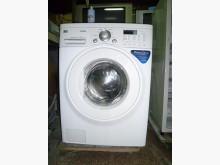 [8成新] 翁小姐LGDD變頻.滾筒式洗脫烘洗衣機有輕微破損