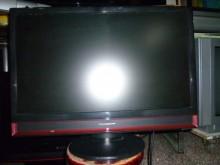 [8成新] 聲寶24吋液晶色彩鮮艷畫佳電視有輕微破損