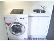[全新] 廚具/廚具工廠/LG洗脫烘洗衣機洗衣機全新