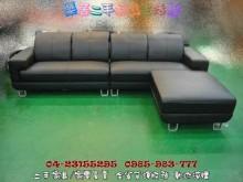 [全新] 樂居二手*BN106 全新高級仿L型沙發全新