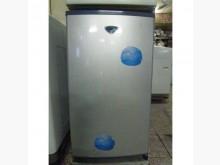 大同單門環保冰箱~套房族最愛冰箱有輕微破損