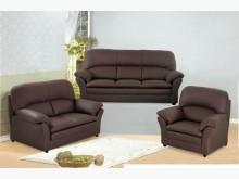 [全新] 588型半牛皮沙發全組36800多件沙發組全新