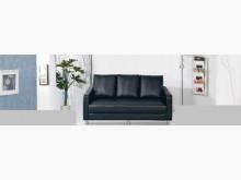 [全新] 872黑色鱷皮三人沙發10800多件沙發組全新