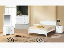 [全新] 潔西5尺實木床台特價9900雙人床架全新