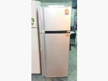 [9成新] 聲寶380公省電冰箱冰箱無破損有使用痕跡