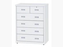 [全新] 席懷特白色大五斗櫃特價5500五斗櫃全新