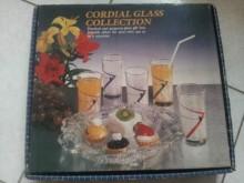 雕花厚實點心水果玻璃盤杯組茶壺/水壺全新