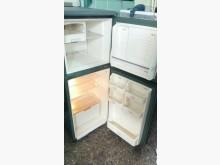 [9成新] 聲寶125公升小雙門冰箱冰箱無破損有使用痕跡
